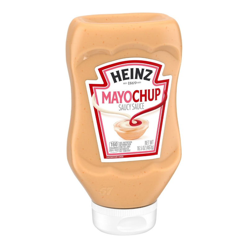 Heinz Mayochup Mayonnaise & Ketchup Sauce Mix, 16.5 oz Bottle