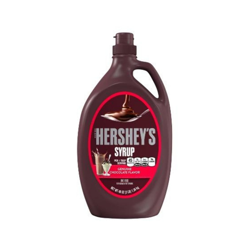 Hershey's Chocolate Syrup Fat Free  48 oz