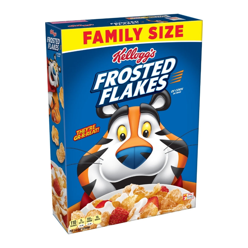Kellogg's  Cereal Frosted Flakes Original Family Size