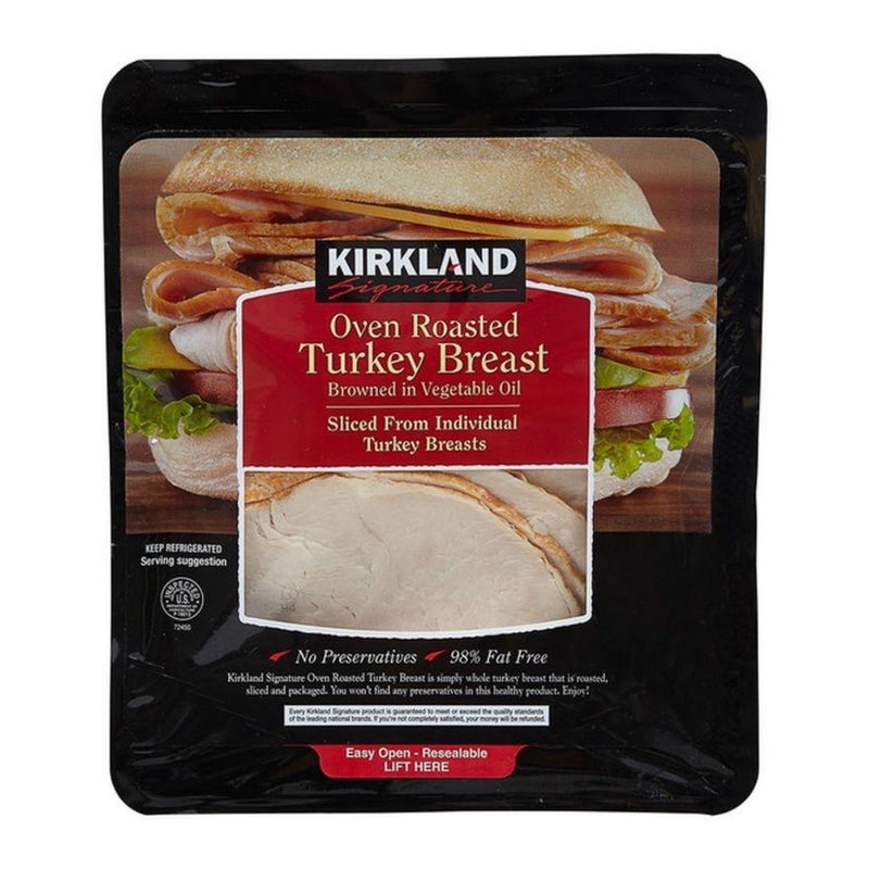 Kirkland Oven Roasted Turkey Breast