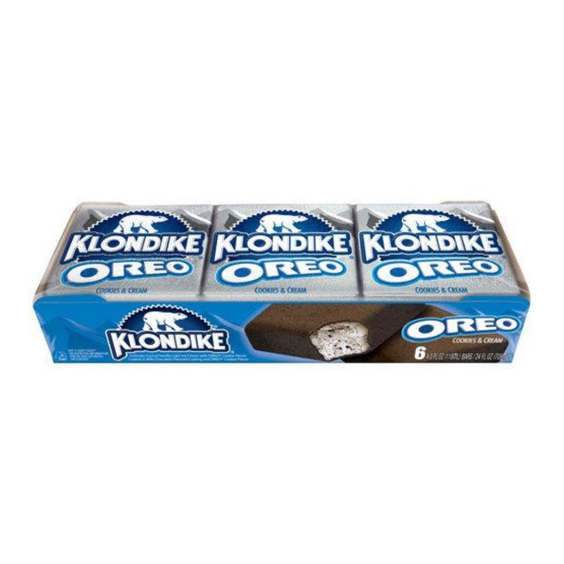Klondike The Original Ice Cream Bar with Oreo 6ct
