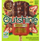 Outshine Strawberry Dark Chocolate  Granola & Cacao Nibs Fruit Ice Bars 4 Count