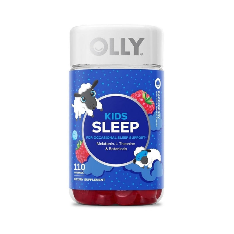 Olly Kids Sleep - Melatonin, L-Theanine and Botanicals