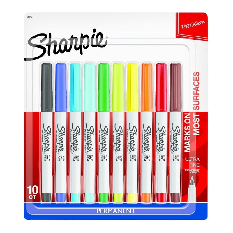 Sharpie Precision Permanent markers