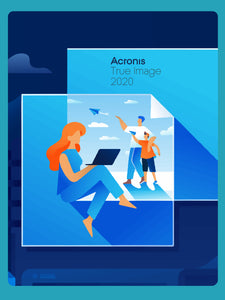 Acronis True Image 2020 Standard [3 Computers] | Perpetual