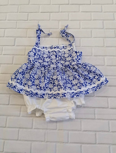 The Lily Top and Bloomers Set
