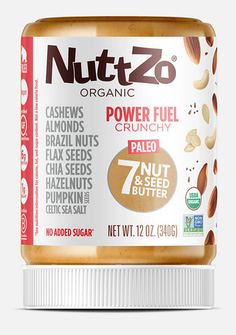MULTI-NUT & SEED BUTTER - NUTTZO 120Z