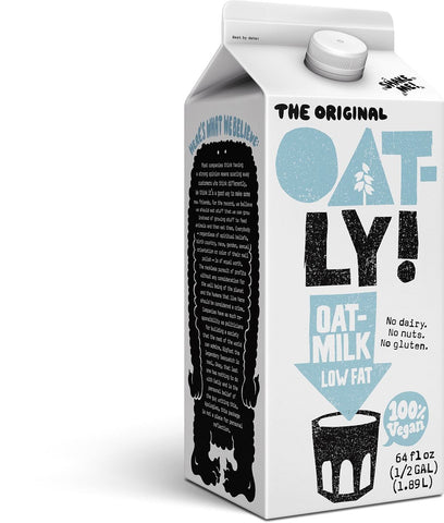 LOW FAT OAT MILK - OATLY