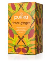 THREE GINGER ORG-PUKKA