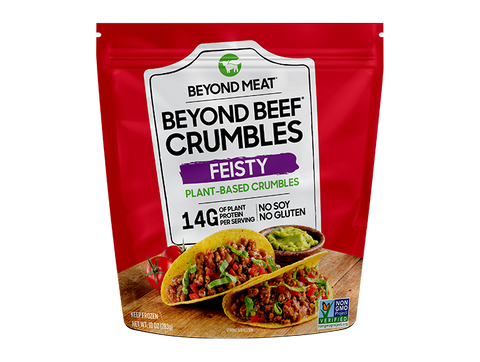 BEYOND BEEF® CRUMBLES FEISTY-BEYOND MEAT