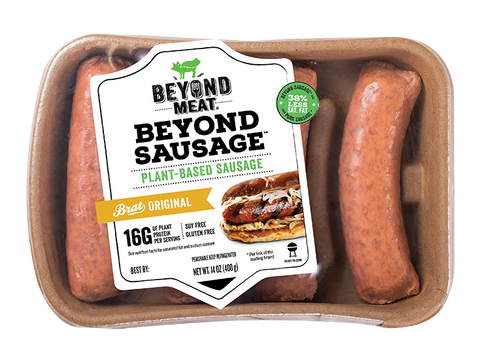BEYOND SAUSAGE® BRAT ORIGINAL-BEYOND MEAT