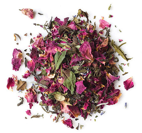 ORGANIC ROSES BUDS AND PETALS 1 OZ
