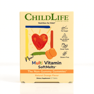 MULTI VITAMIN SOFTMELTS -CHILDLIFE