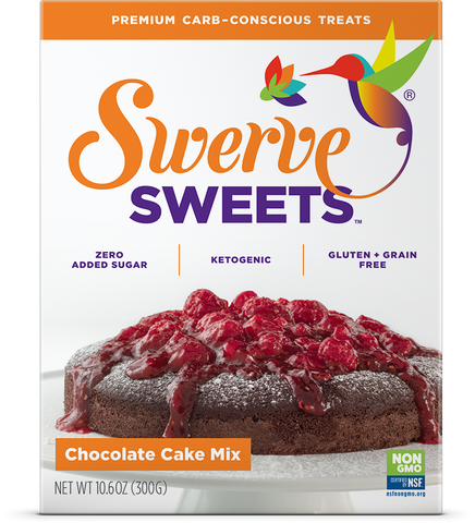 Chocolate Cake Mix - Swerve Sweets