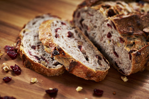 CRANBERRY RAISIN NUT BREAD 1LB