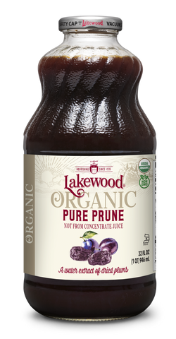 Organic PURE Prune 32 OZ - LAKEWOOD