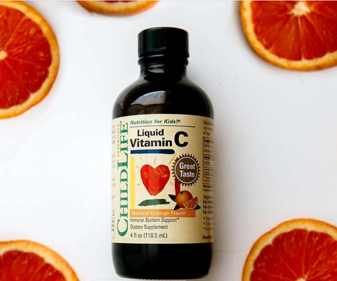 Child life - Vitamin C 4fl oz