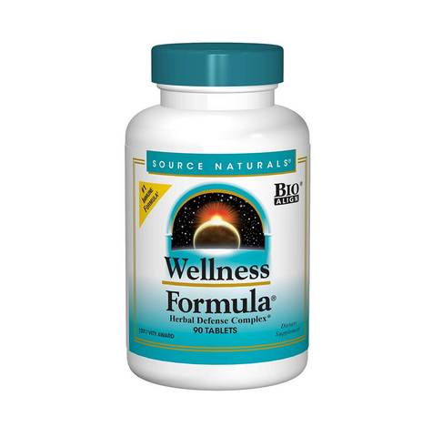 Wellness Formula  - Source Naturals