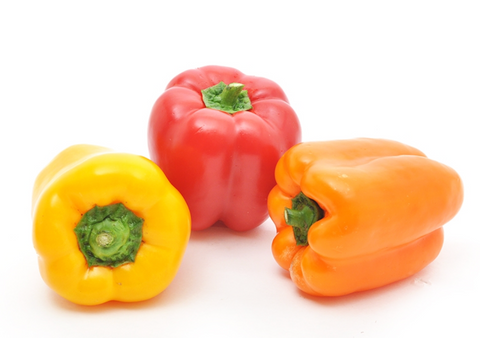 TRICOLOR BELL PEPPER (3 PACK) - PIMIENTOS