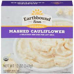 MASHED CAULIFLOWER 12OZ - COLIFLOR