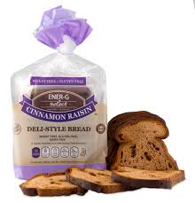 CINNAMON RAISIN BREAD 14OZ-ENER-G