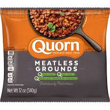 Meatless Grounds-QUORN