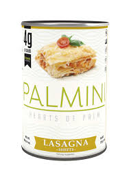 LASAGNA HEARTS OF PALM 14 OZ -PALMINI