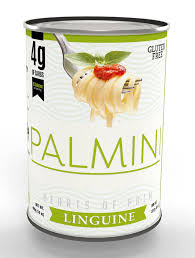 HEARTS OF PALM LINGUINE 14 OZ LOW CARB - PALMINI
