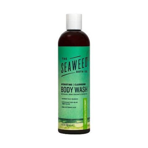 Hydrating & Cleansing Body Wash- The Seaweed