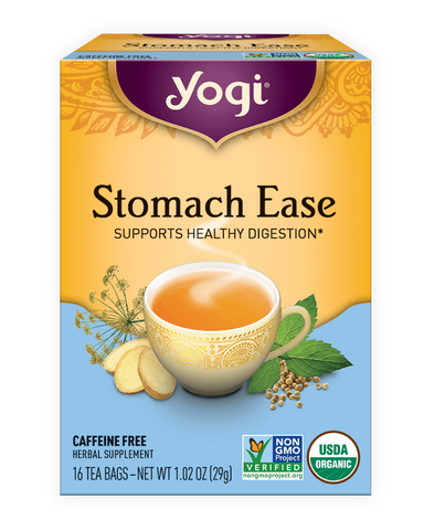 Stomach Ease- Yogi Tea
