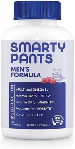 Men's Formula Multifunction Gummies- Smarty Pants