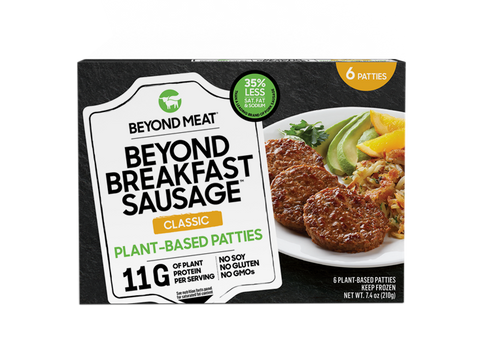 Classic Breakfast Sausage- Beyond