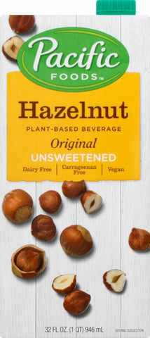 Original hazelnut milk- Pacific