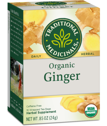 Ginger .85oz - Traditional Medicinals