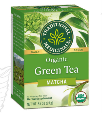 Organic Matcha Green Tea- Traditional Medicinals