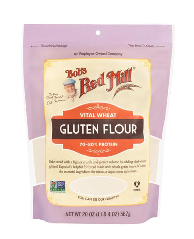 Gluten Flour- Bob's Red Mill
