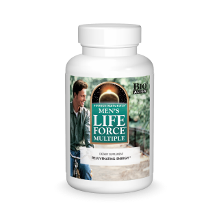 Men's life force multiple 45 tablets - Source Naturals