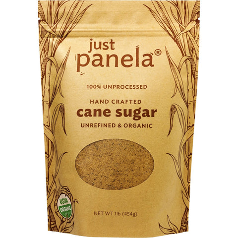 Cane sugar- Just panela