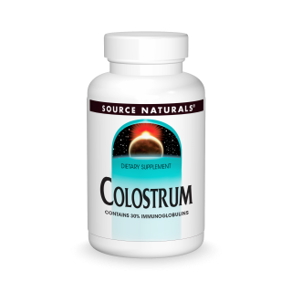 Colostrum 500mg 30 Capsules- Source Naturals