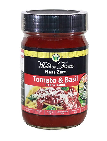Tomato Basil Marinara Sauce- Walden Farms