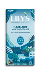 Hazelnut Milk Chocolate- Lily's