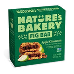 Apple Cinnamon Fig Bar- Nature's Bakery
