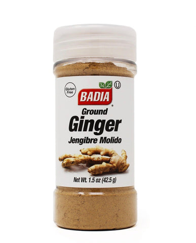GROUND GINGER/JENGIBRE MOLIDO- BADIA