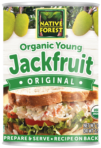 Organic Young Jackfruit- Native Forest