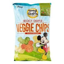 Veggie chips Mickey Chips- Good Health