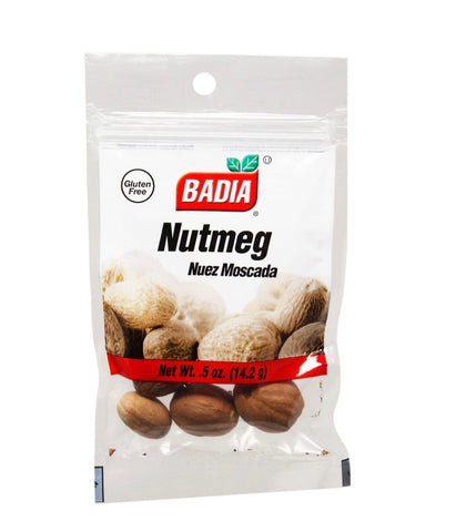 Ground Nutmeg- Badia