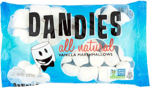 Vegan Marshmallows- Dandies
