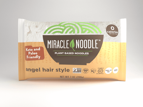Angel Hair - miracle noodle