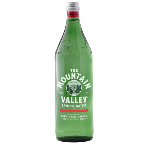 Spring Water- The mountain Valley