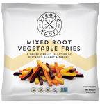 Mixed root vegetable fries- Strong Roots